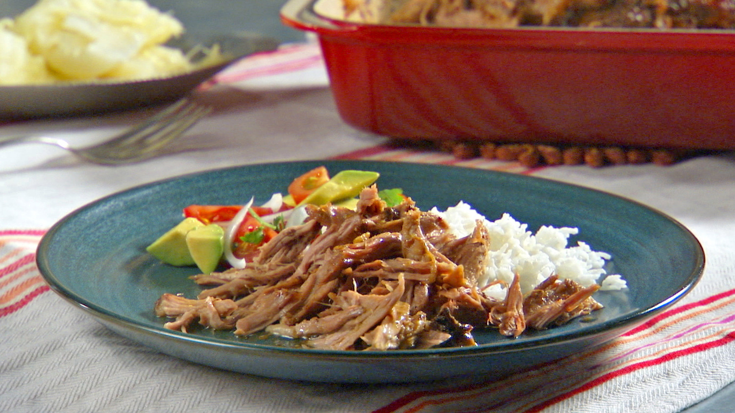 Cuban-Style Pork Roast Recipe & Video | Martha Stewart