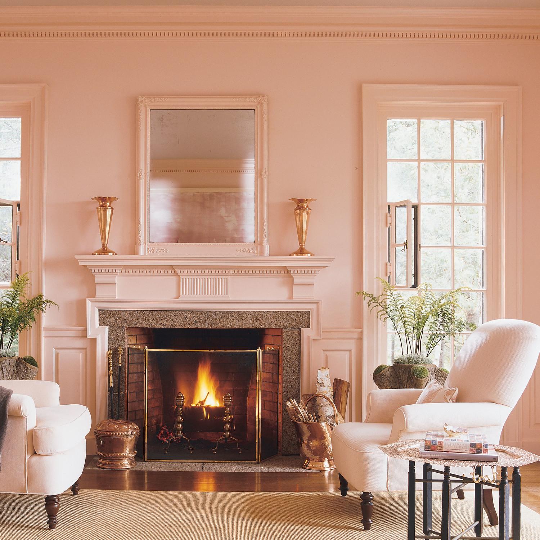 Etonnant Marthau0027s Skylands Home: The Guest House Living Room