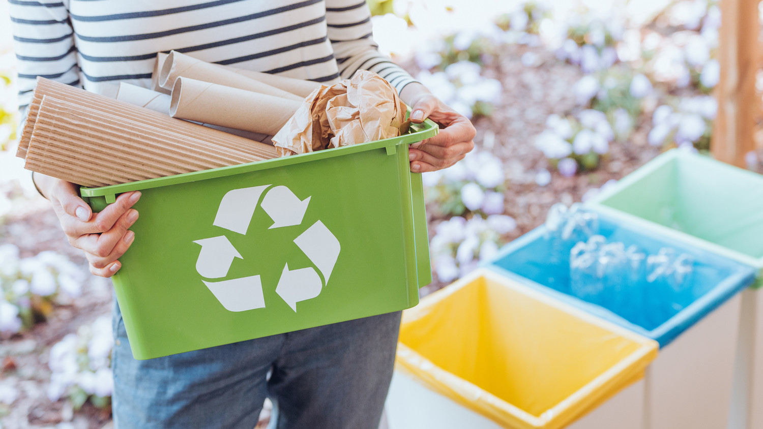 What's the Difference Between Biodegradable, Compostable, and Recyclable?