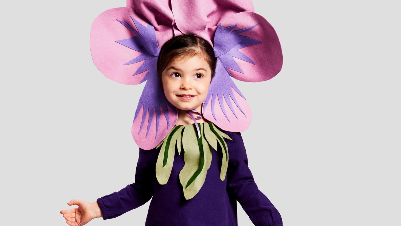 Violet Costume