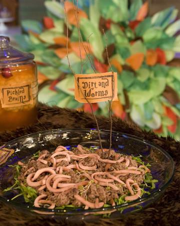Worms In Dirt Recipe Martha Stewart