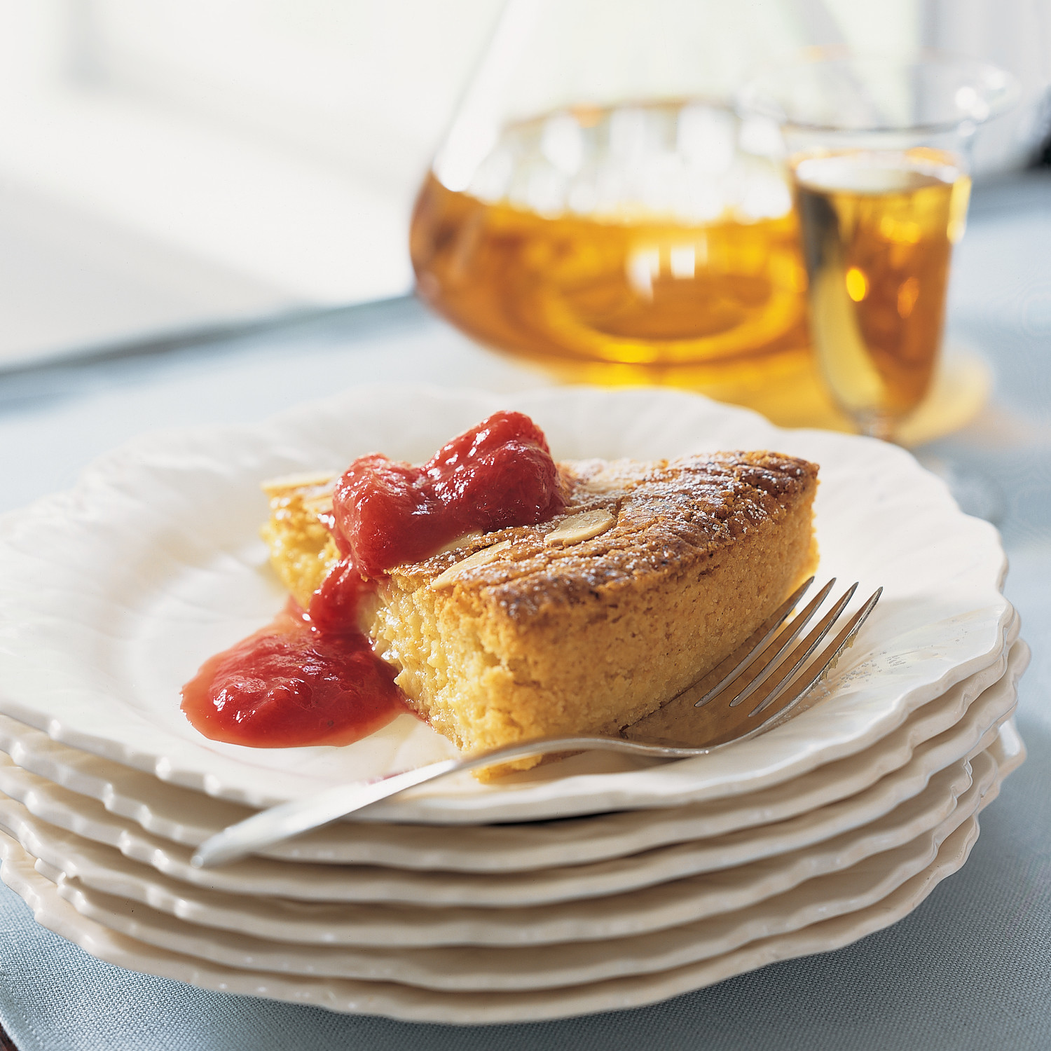 Orange Almond Cake Martha Stewart