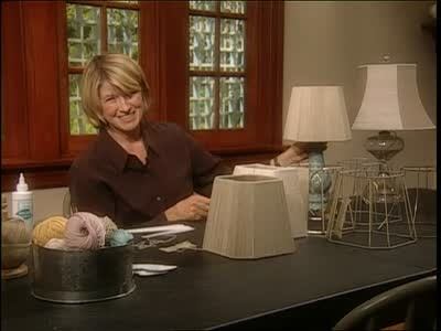 Video how to string lamp shades martha stewart