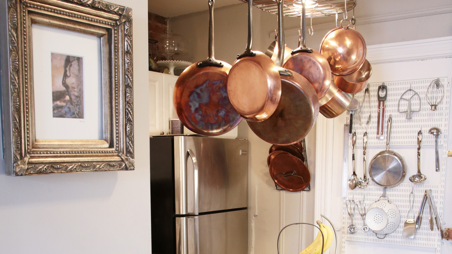Small Kitchen Storage Ideas Inside A Well Designed Nyc
