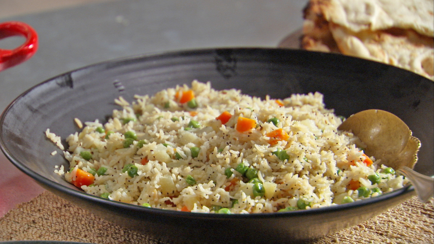 Vegetable biryani recipe video martha stewart forumfinder Images