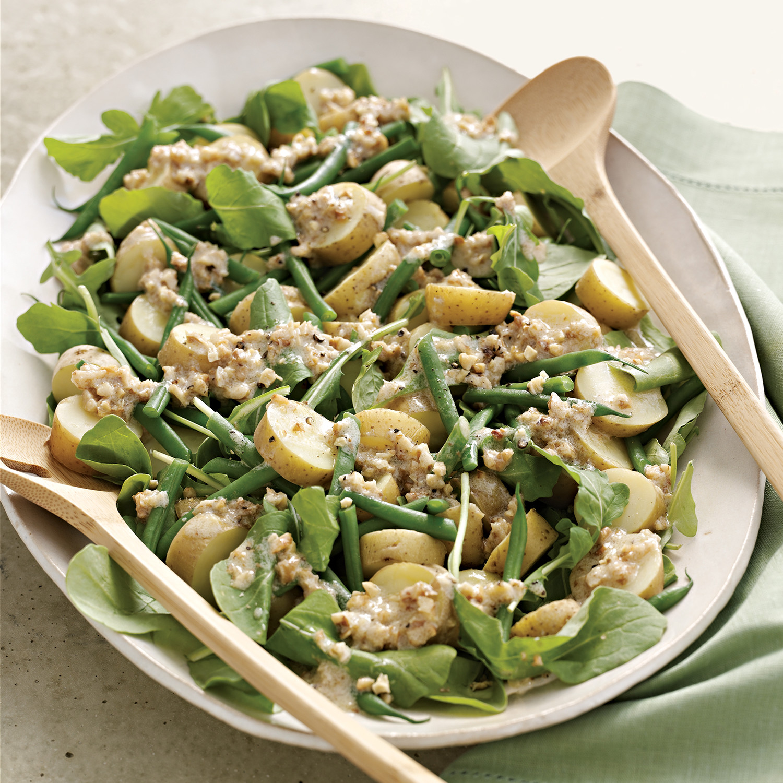 baby shower salad and sandwich recipes | martha stewart
