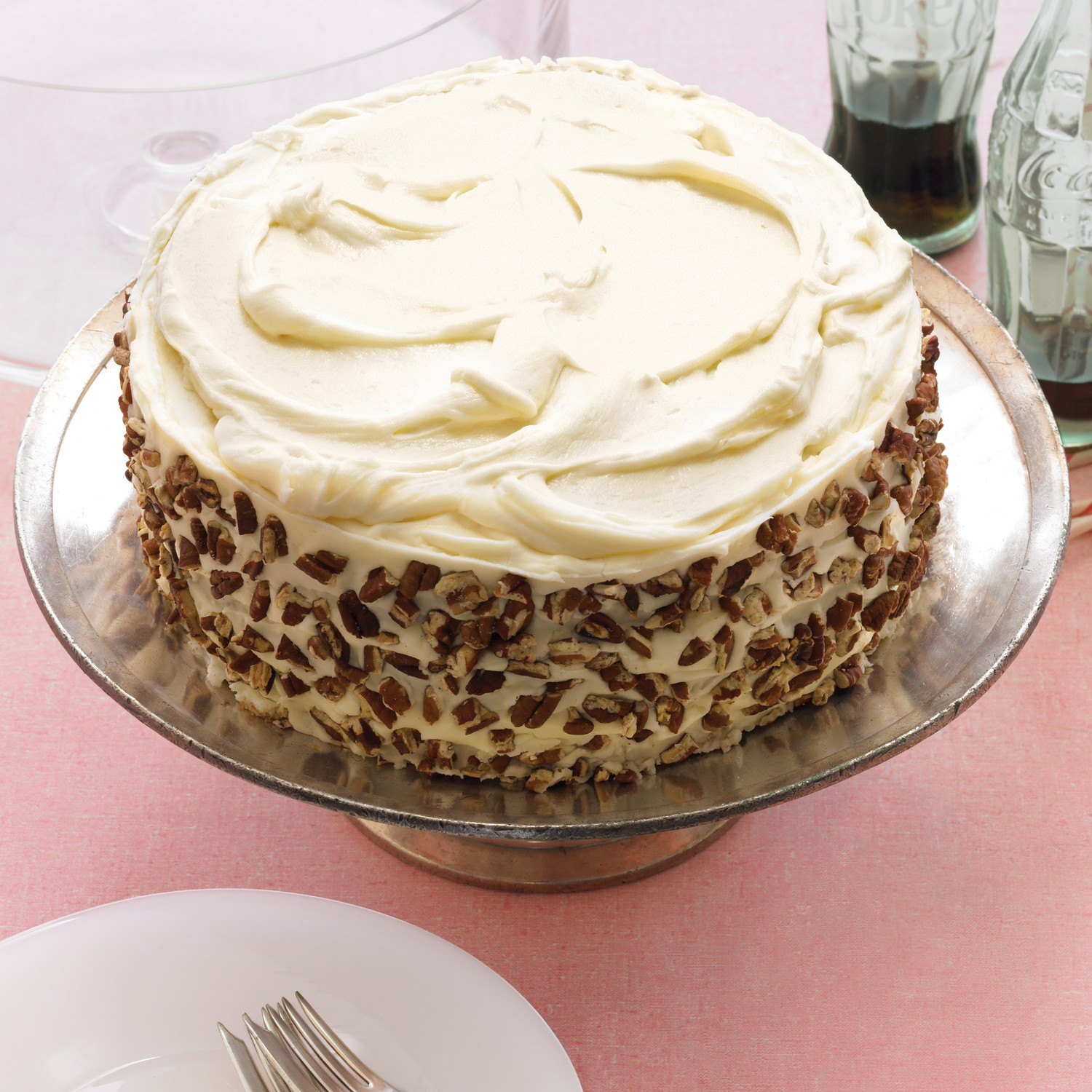 Easy Cream Cheese Frosting For Carrot Cake