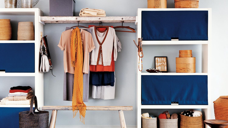 Closet Storage Organization Martha Stewart