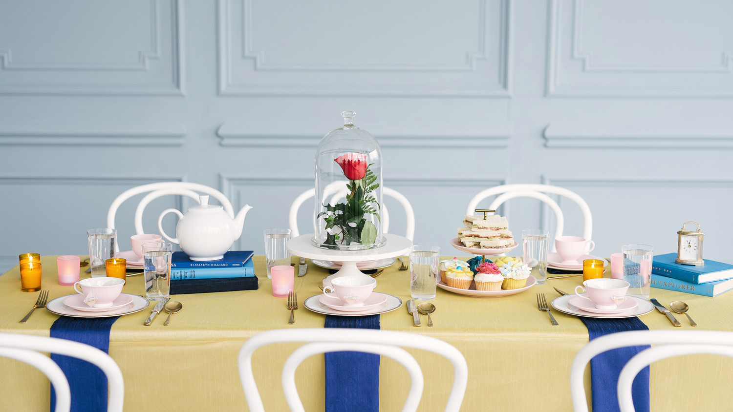 Be Our Guest A Baby Shower Inspired By Quot Beauty And The