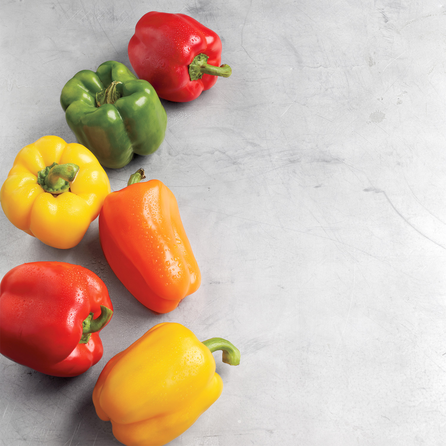 how to cook green bell peppers