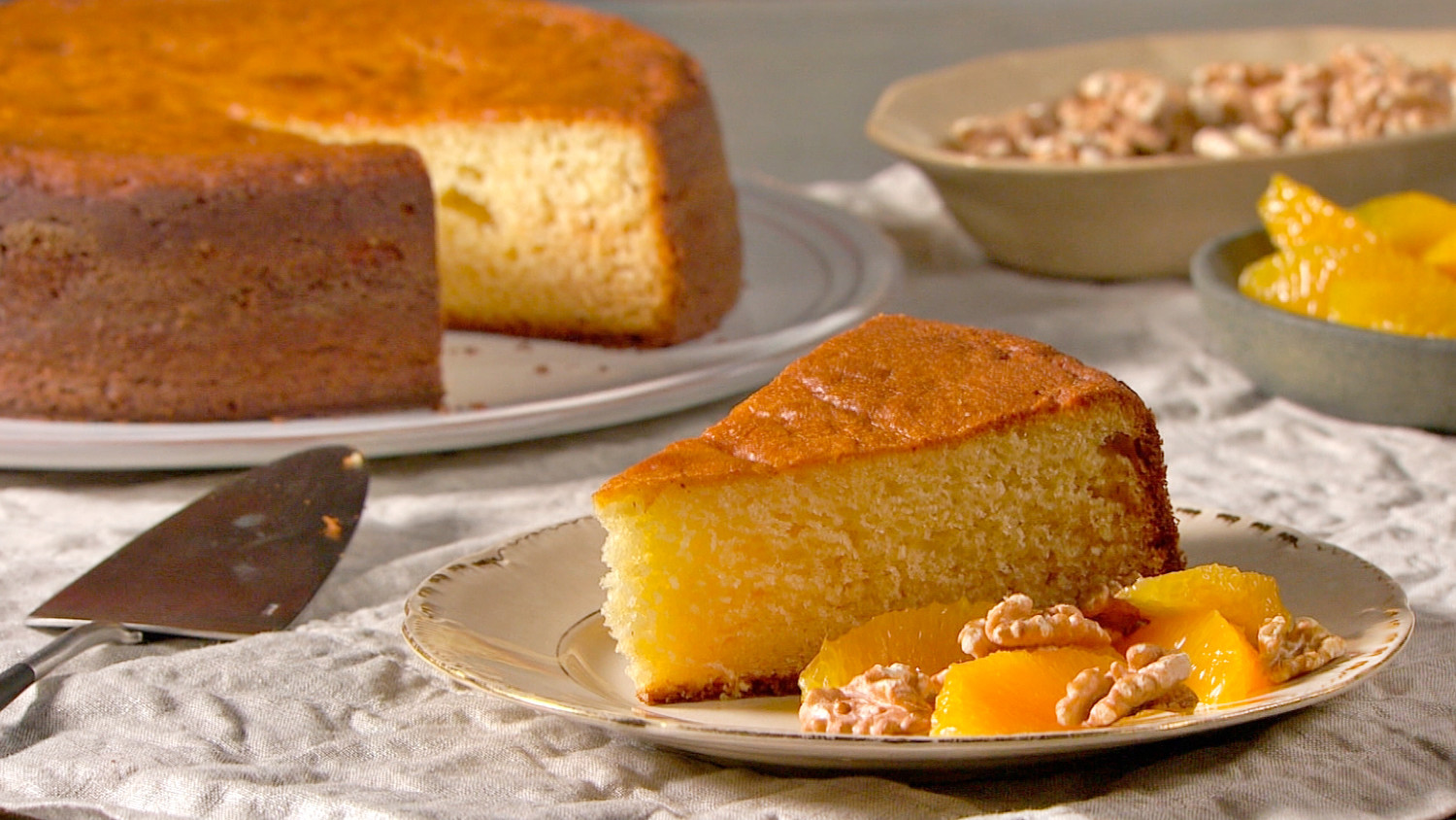 Greek Yogurt Cake Recipe Martha Stewart