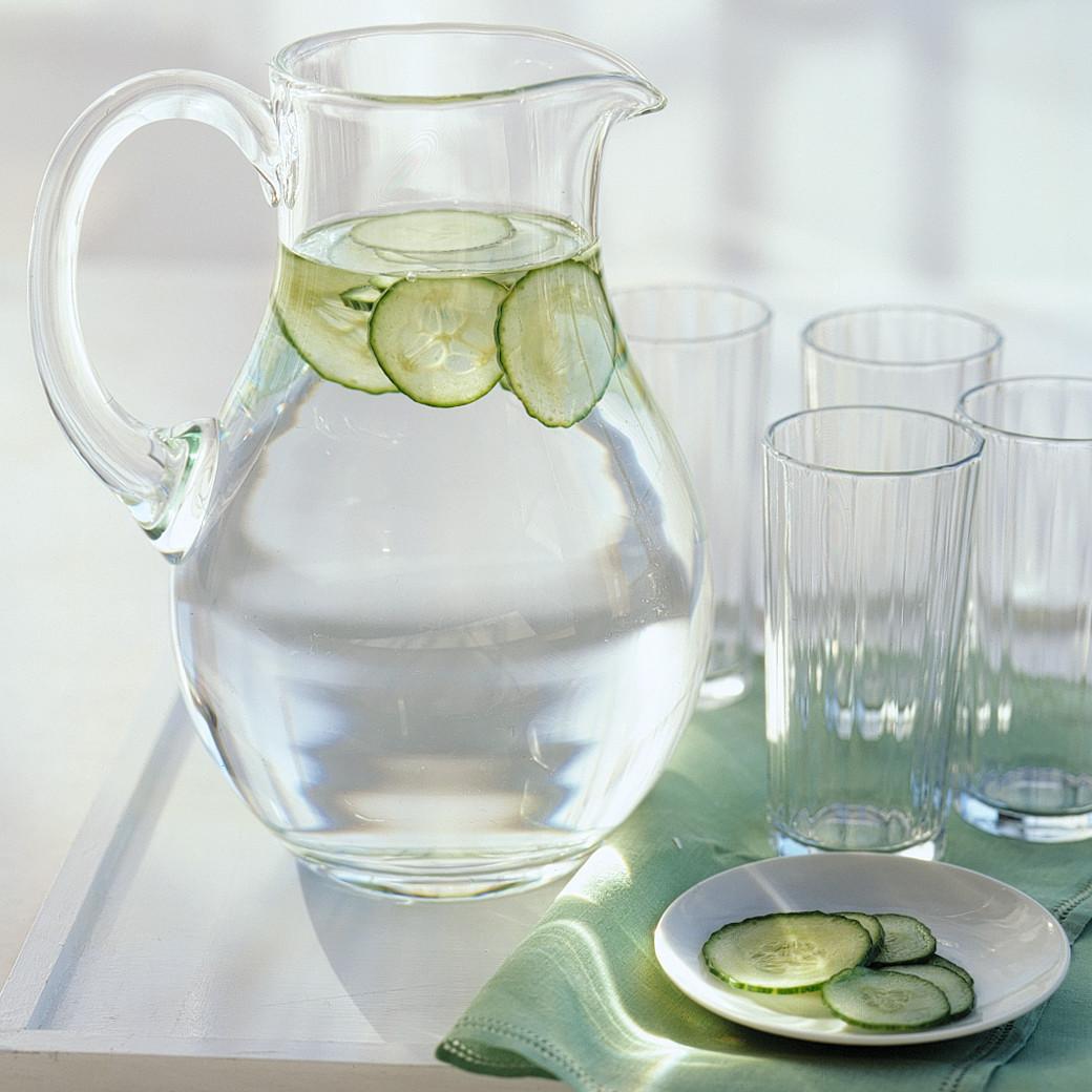 Cucumber Water Martha Stewart