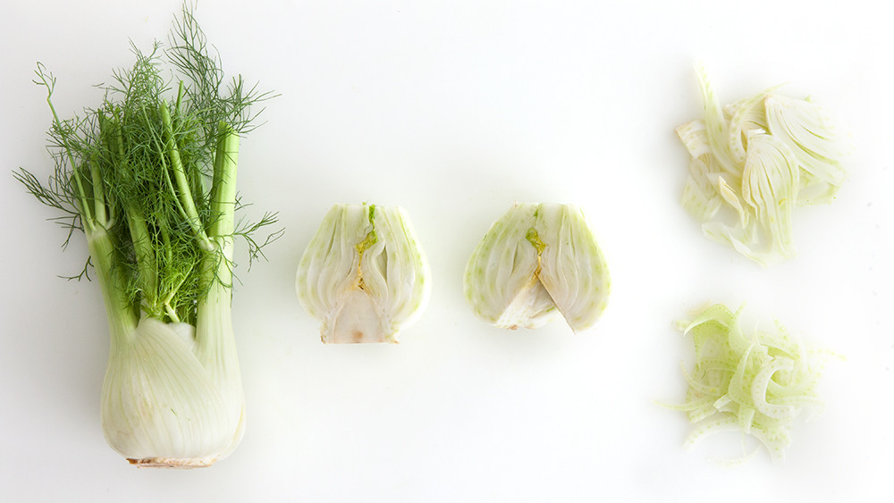 Video: How to Cut a Fennel Bulb | Martha Stewart