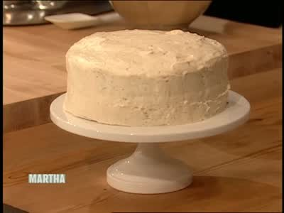 Video Maya Angelou S Caramel Cake Martha Stewart