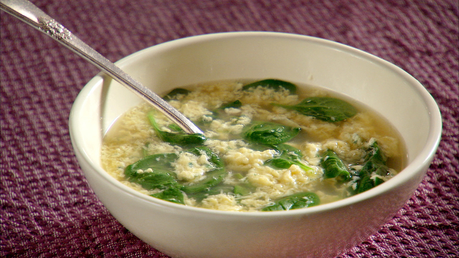 Stracciatella Soup Recipe Amp Video Martha Stewart