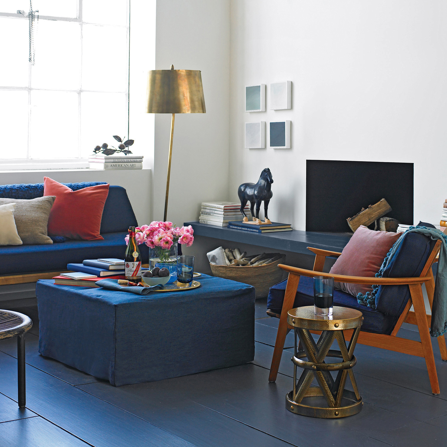 Decorating with Dark Colors