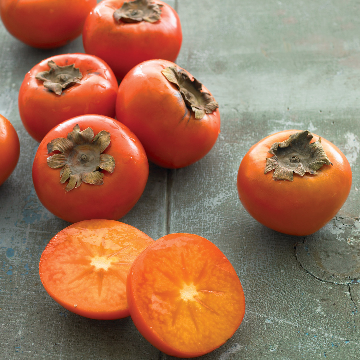 Asian persimmons receipes