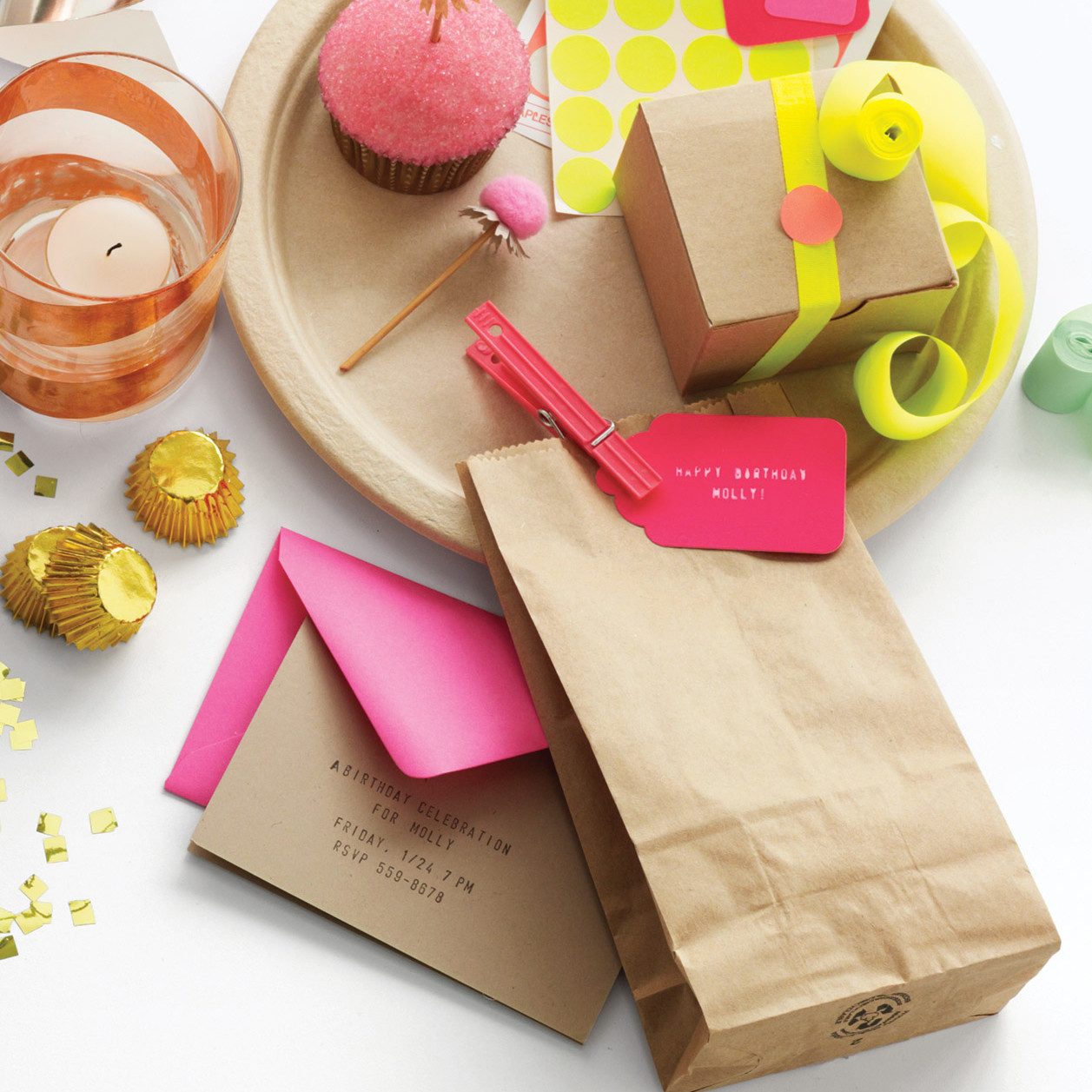 Giveaways ideas for debut party