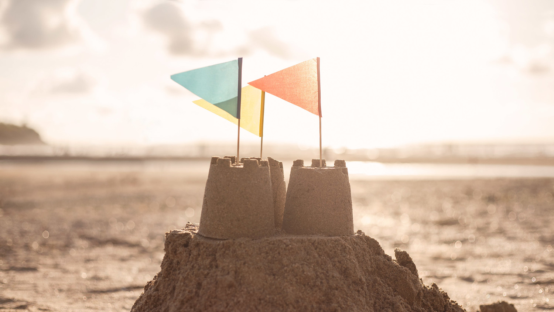 sandcastles beach