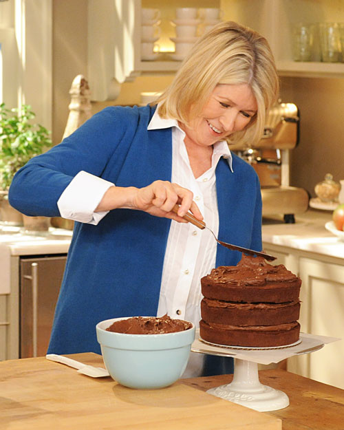 Martha's Favorite Cake-Baking Tools