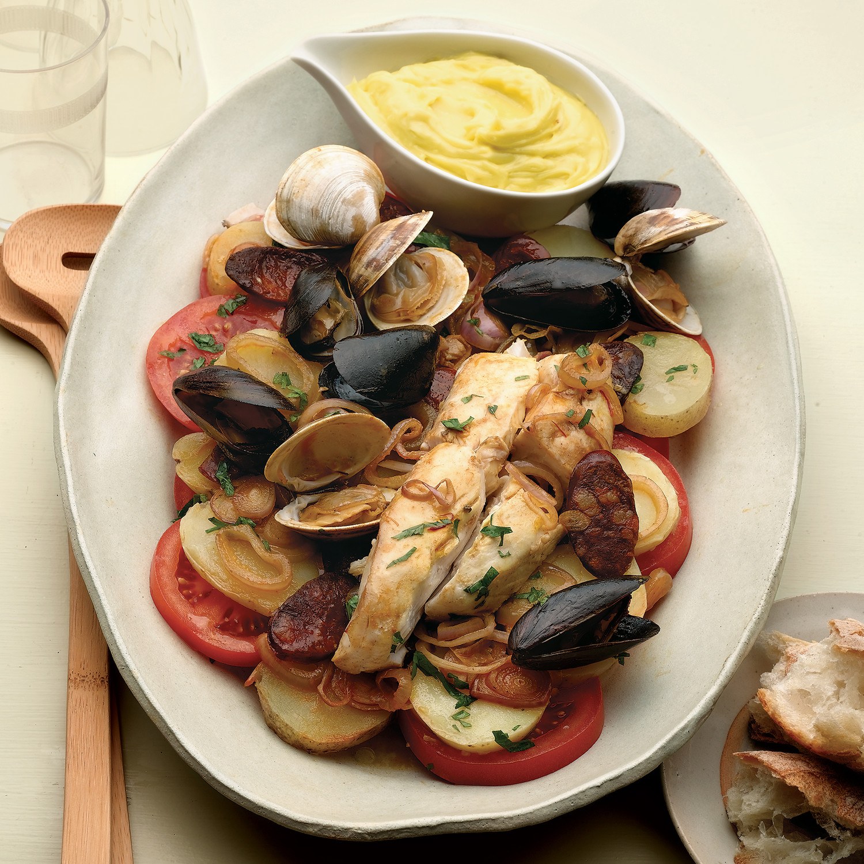 stove top clambake recipe martha stewart