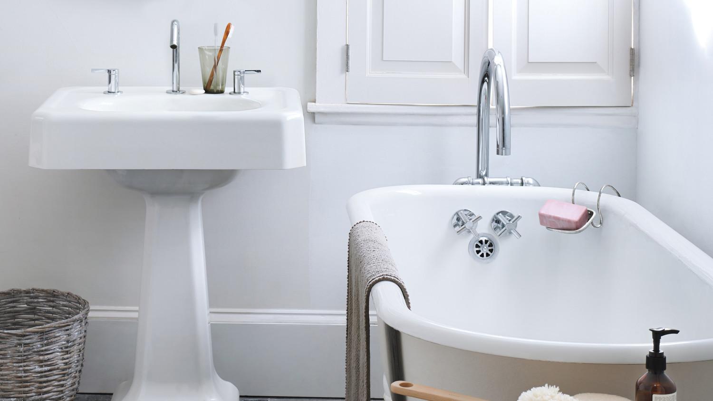 Spring Cleaning 360 The Bathroom Martha Stewart