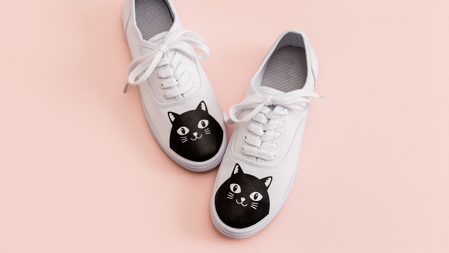 Martha Stewart Cricut® Kitten Sneakers
