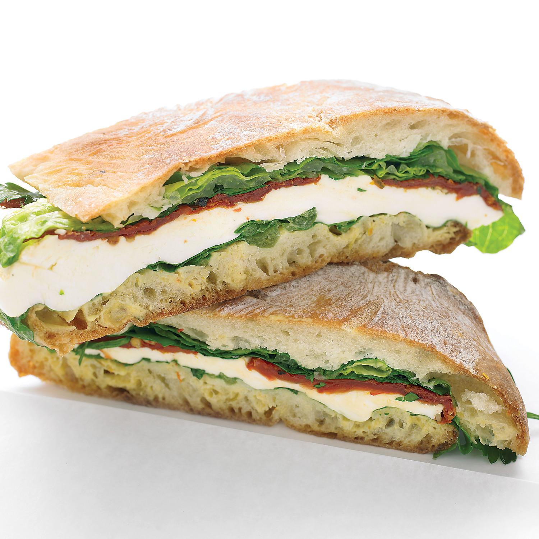 Vegetarian Lunch Sandwich Recipes