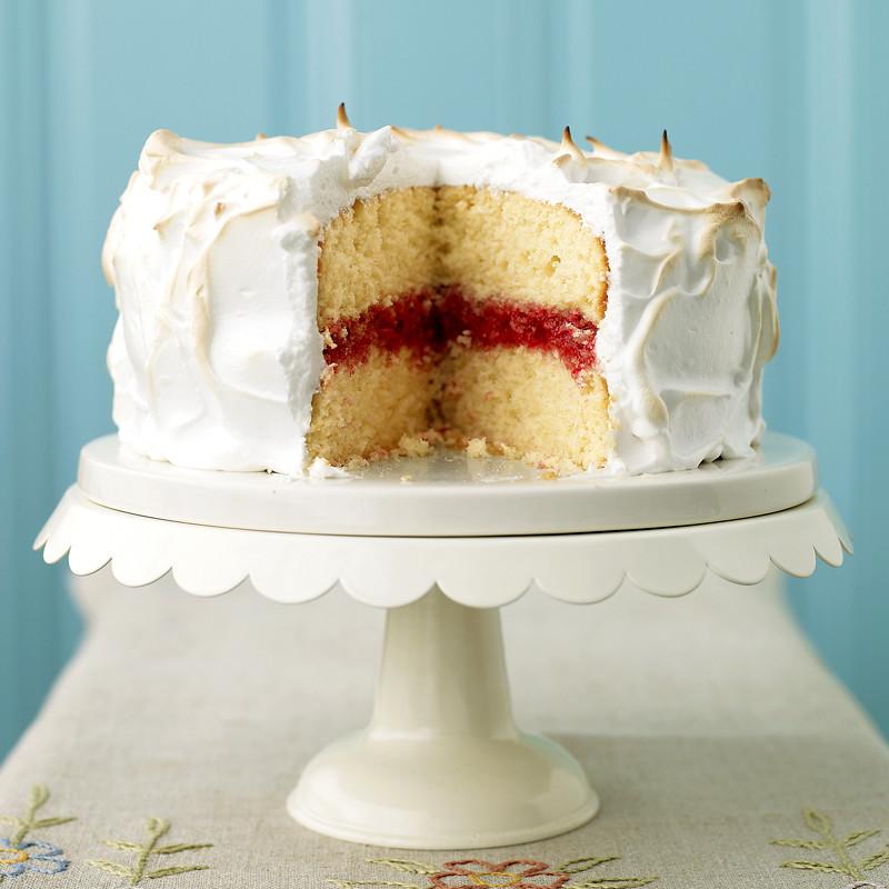 Raspberry cake filling recipe martha stewart