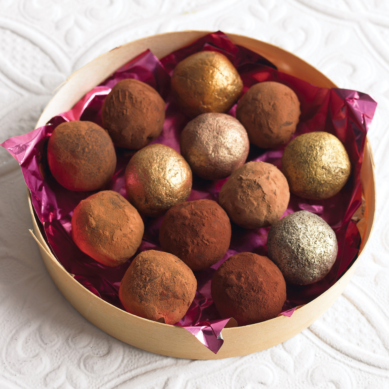 Image result for chocolate truffles
