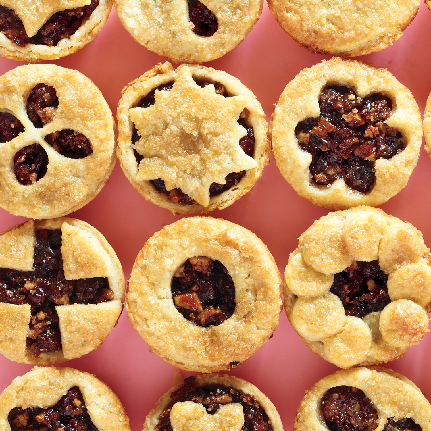 Watch Mini Mince Tarts with Cheddar Crusts video