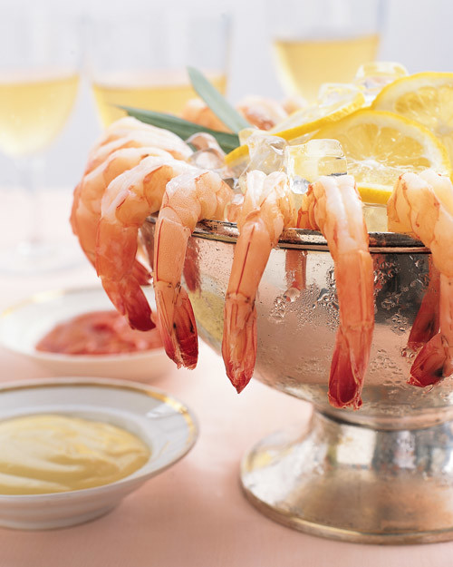 Shrimp Cocktail Recipe Amp Video Martha Stewart