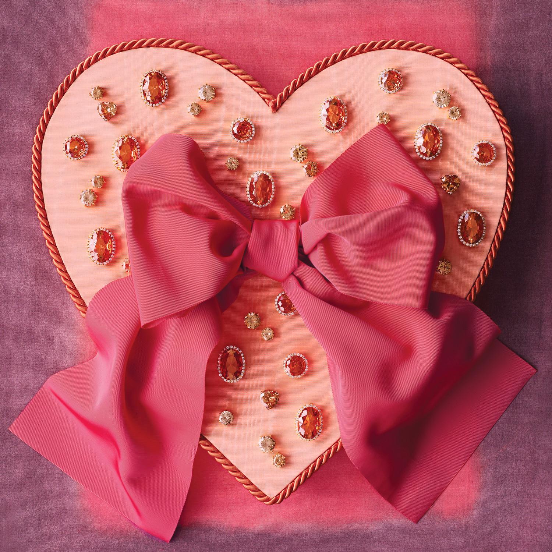 From The Shar Chives: Kevin Sharkeyu0027s Most Beloved Valentineu0027s Day Ideas |  Martha Stewart