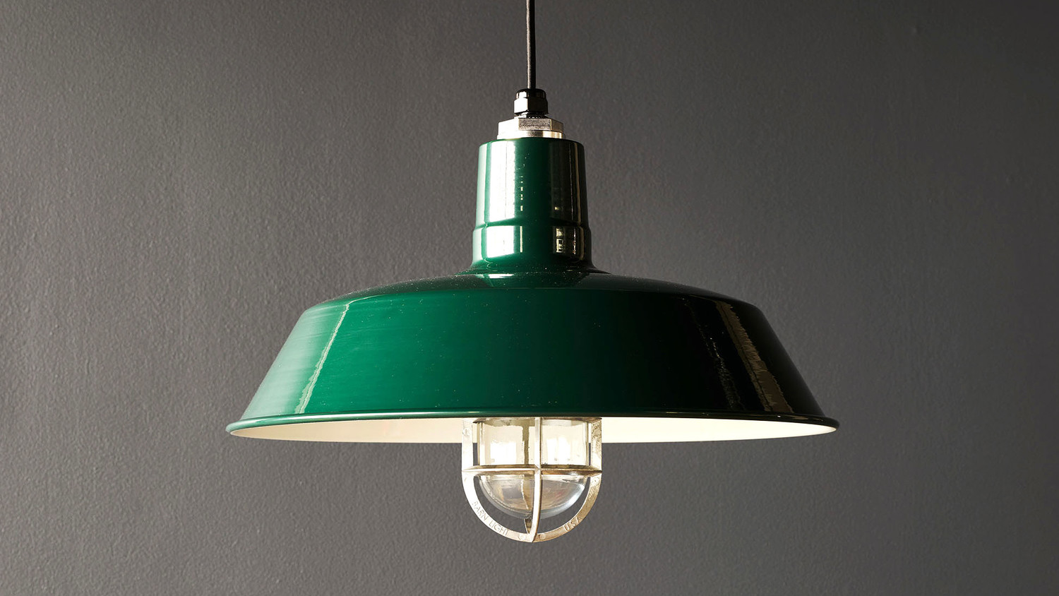 7 Wide JVI Designs 1300-15 G7-SR 1-Light Grand Central Pendant with Antique Mercury Hurricane Mouth Blown Glass Shade