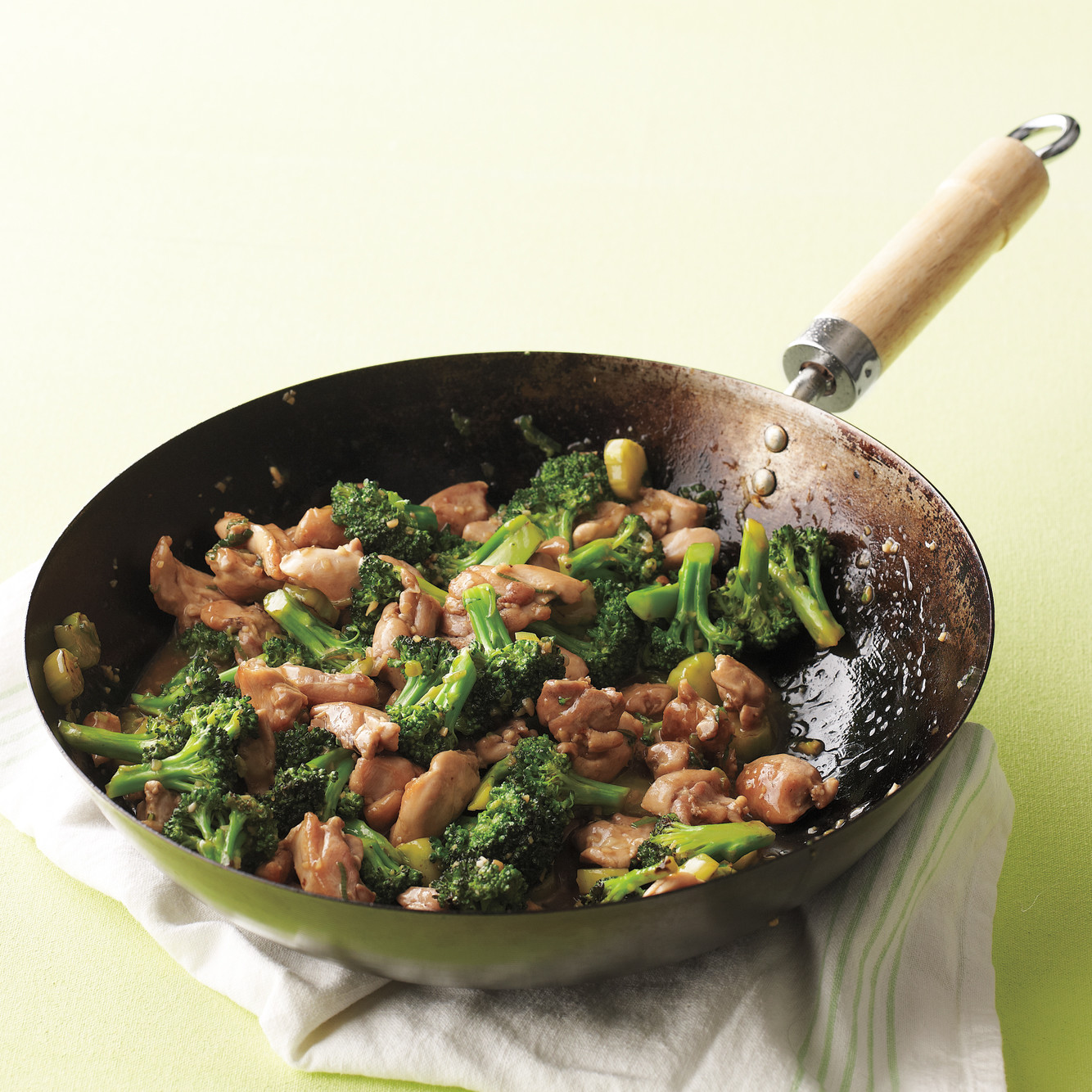 Chicken Broccoli Oyster Sauce Recipe