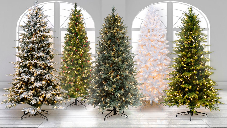 seasonal decor amazon trees