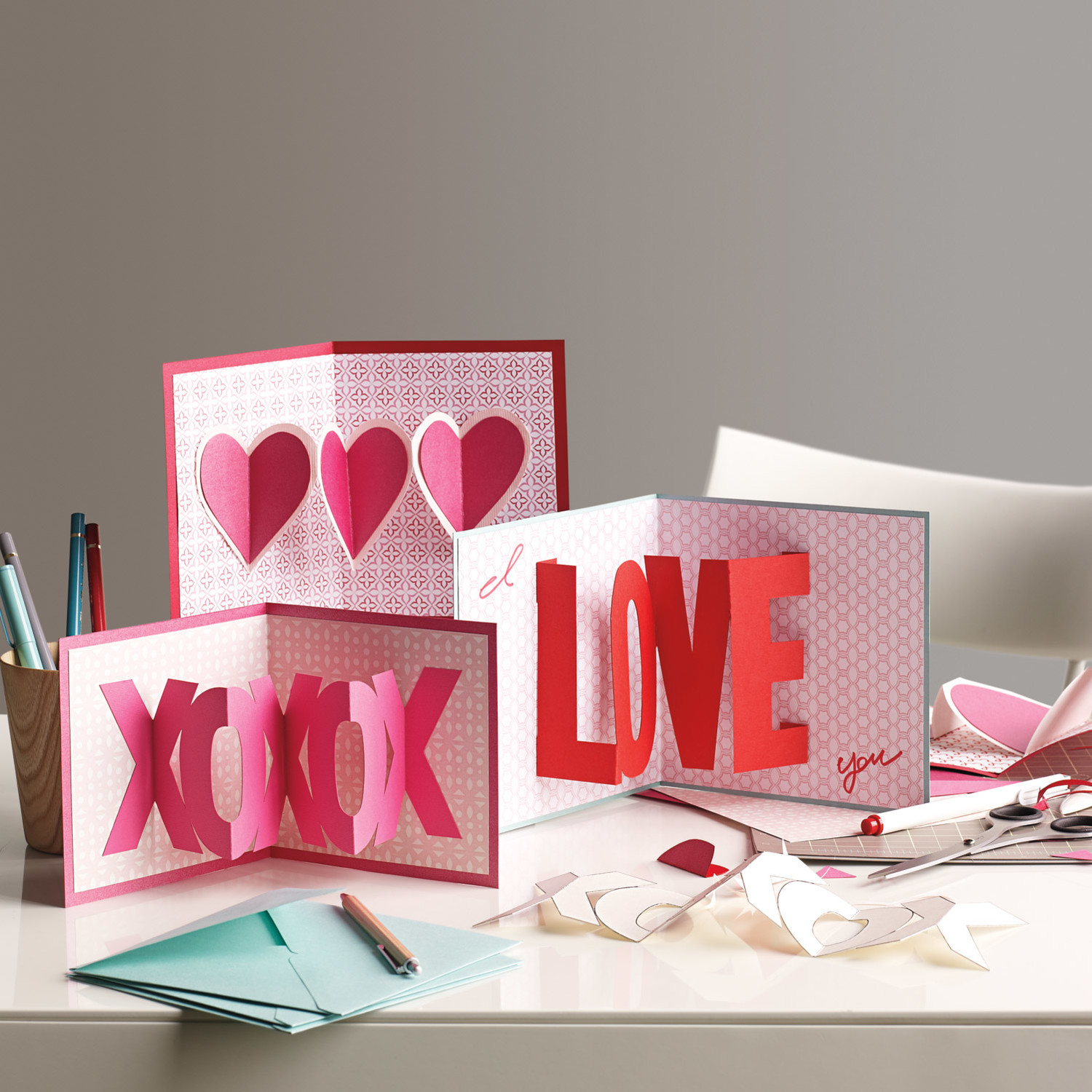 Diy Valentine S Day Table Decorations | Flisol Home
