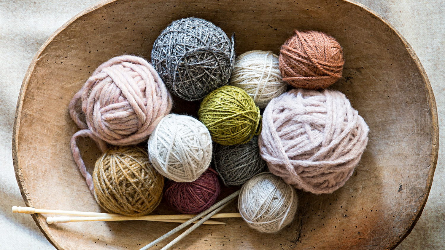 Knitting Kits and Patterns for 5 Different Skill Levels