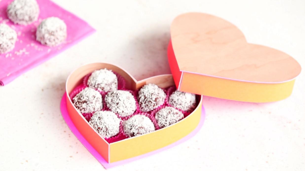 Video: Chocolate Hazelnut Snowballs | Martha Stewart