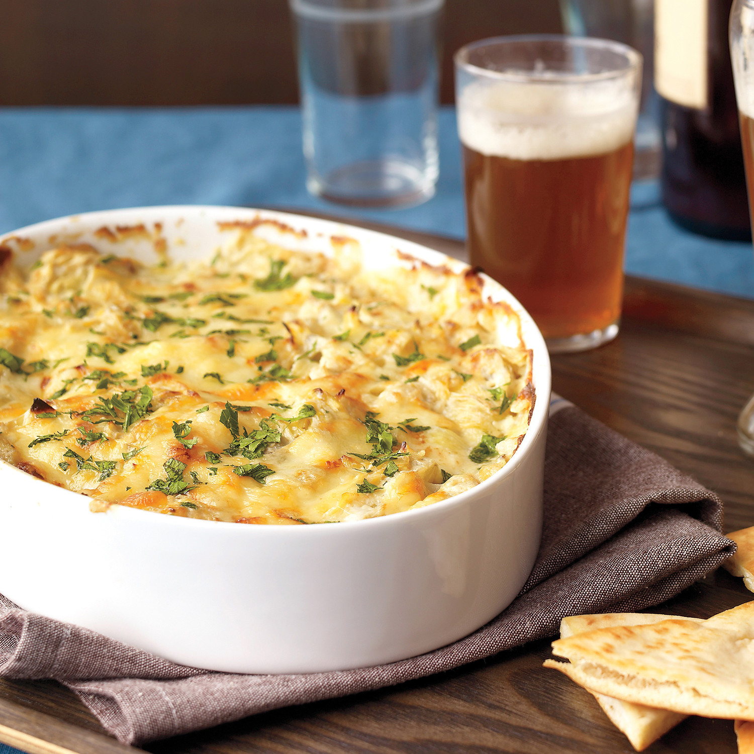 hot crab dip martha stewart