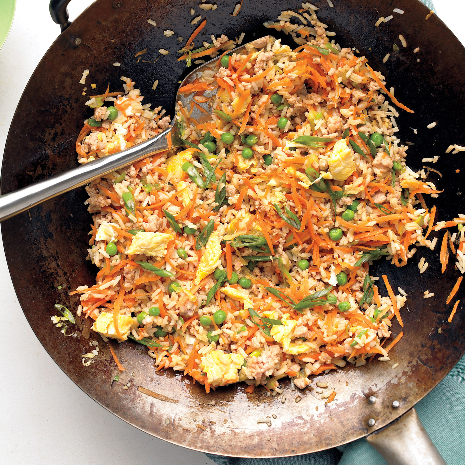Pork fried rice recipe video martha stewart forumfinder Image collections