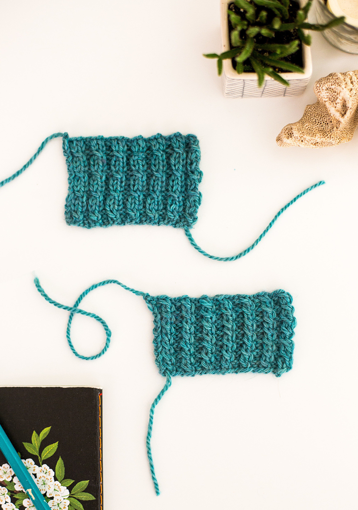 Add a Fun Twist to Your Knitting with Mock Cable Ribbing   Martha ...