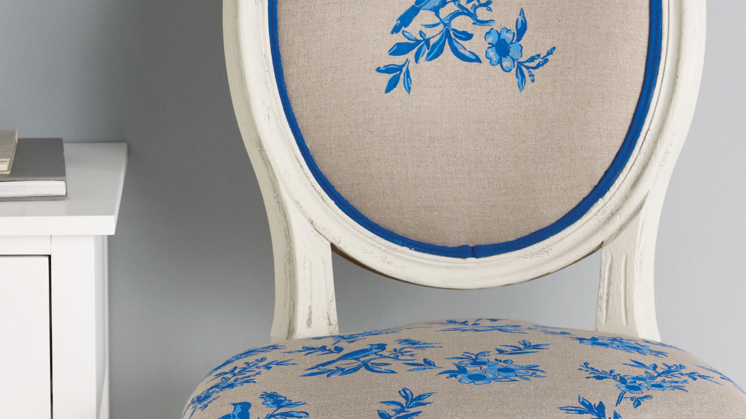 Chinoiserie Stenciled Chair