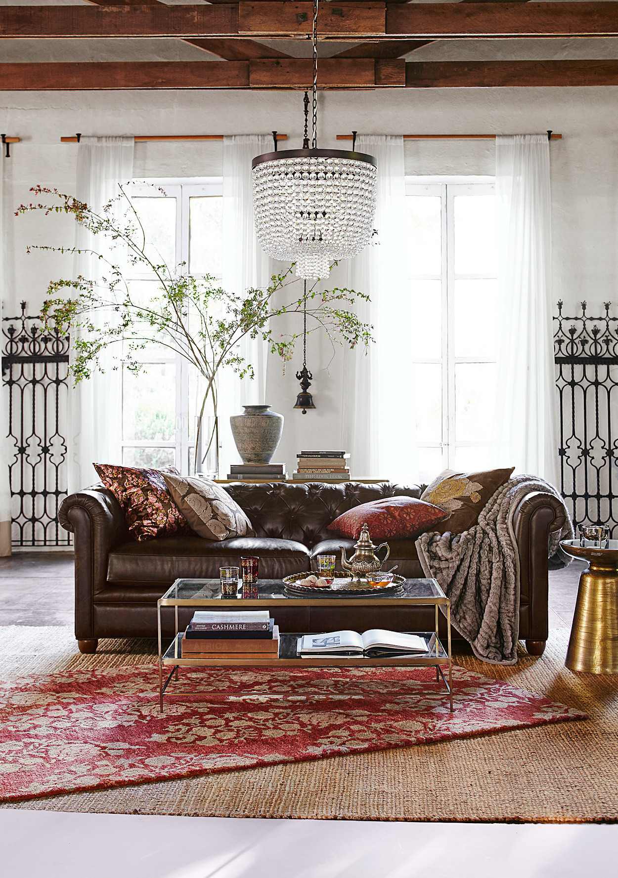 Pottery Barn Launches Eclectic Decor Collection With Designer ...