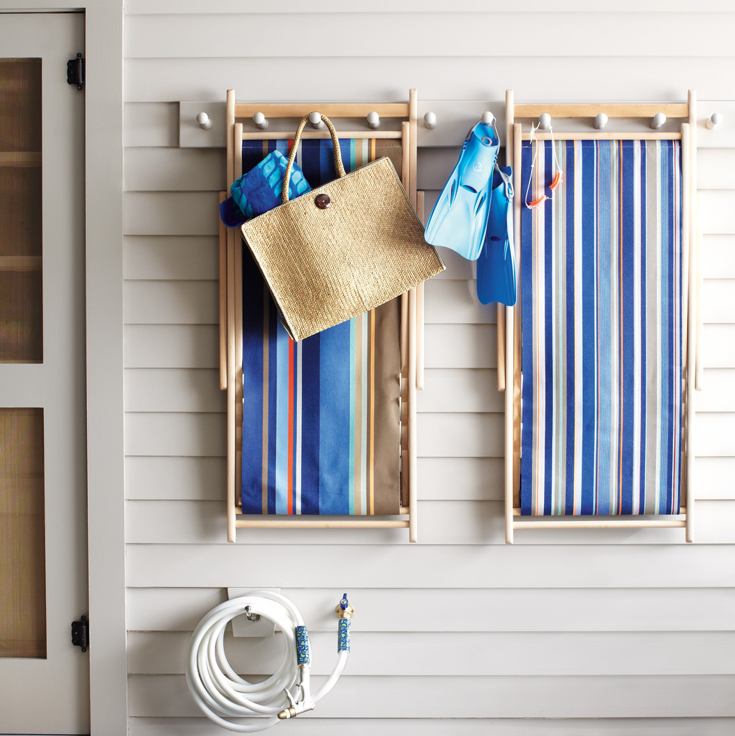 Summer Organizing Tips | Martha Stewart on storage for home, organization trends, sewing for home, safety tips for home, shoes for home, organization furniture, decorating for home, organization kitchen, bible study for home, crafts for home, earth day for home, diy projects for home, organization people, party ideas for home, cleaning products for home, organization skills, pinterest for home,