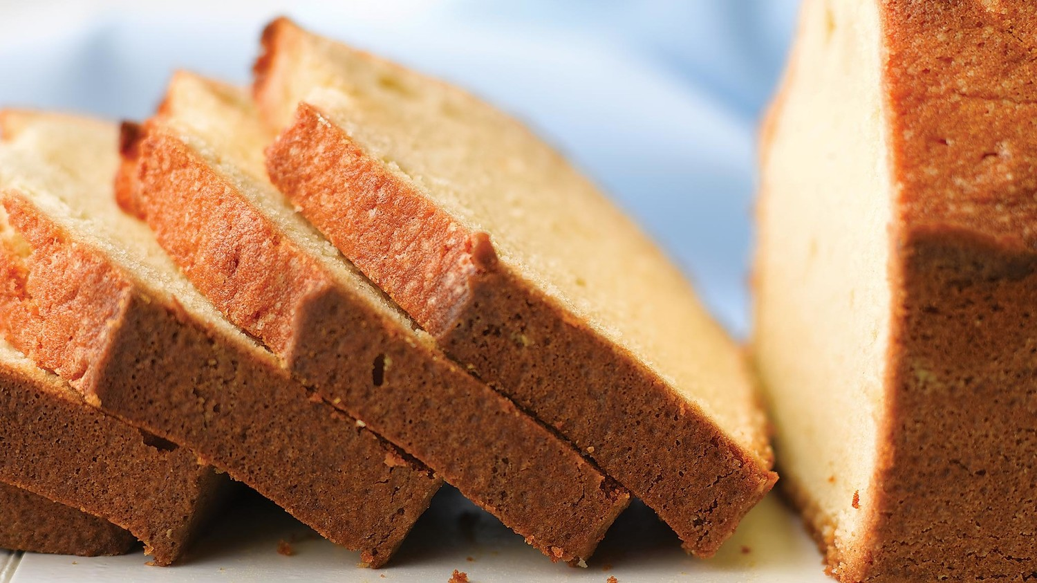 Recipe Simple Pound Cake