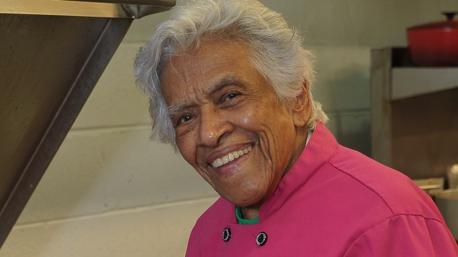 Leah Chase Is The Queen Of Creole Cuisine According To