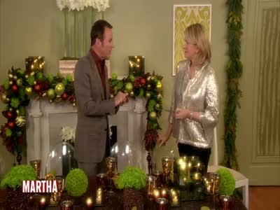 Video Colin Cowie Party Decorations Martha Stewart