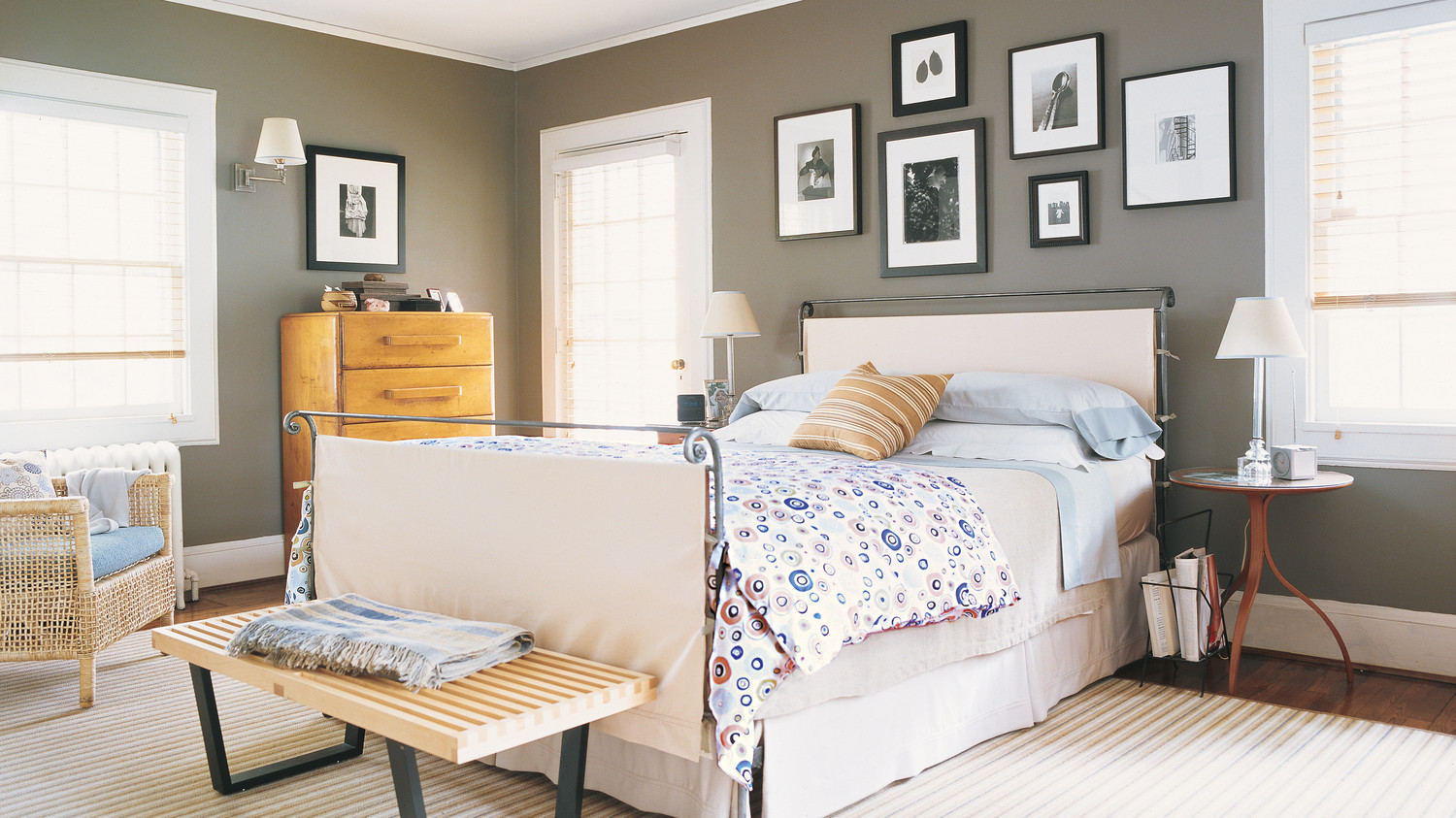 Bright Ideas for a Budget-Friendly Master Bedroom Makeover ...