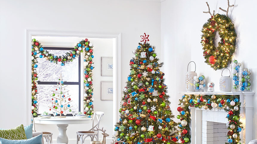 Get Your Home Holiday-Ready in 9 Steps | Martha Stewart